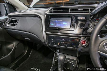 Ngam Honda City facelift dien mao hoan toan moi la - Anh 4