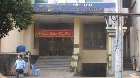 Dai hoc Hung Vuong duoc phep tuyen sinh sau 5 nam bi dinh chi - Anh 1