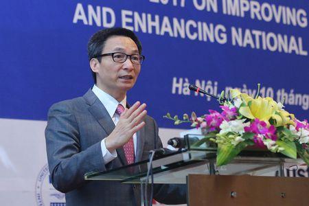 Pho Thu tuong Vu Duc Dam: 'Rao can lon nhat la tu duy cuc bo, loi ich ca nhan' - Anh 1