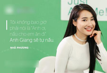 Truong Giang om ap ban dien nu, Nha Phuong: 'Quan trong la van con niem tin' - Anh 3