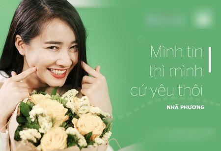 Truong Giang om ap ban dien nu, Nha Phuong: 'Quan trong la van con niem tin' - Anh 4