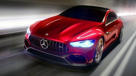 Xe Mercedes-AMG GT khong duoc trang bi he thong guong chieu hau? - Anh 1