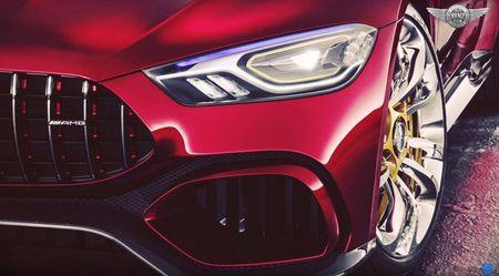 Xe Mercedes-AMG GT khong duoc trang bi he thong guong chieu hau? - Anh 2