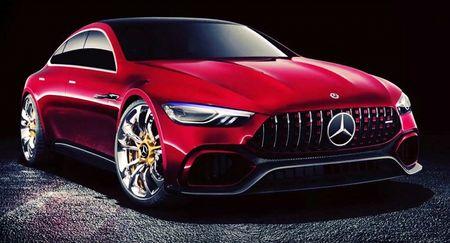 Xe Mercedes-AMG GT khong duoc trang bi he thong guong chieu hau? - Anh 5