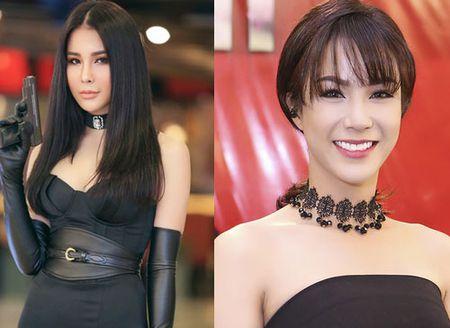 Diep Lam Anh va guong mat chinh sua hong kho nhan ra - Anh 4