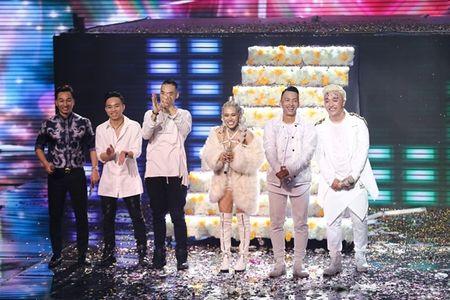 Huong Giang quyen ru den muc giam khao 'The Remix' boi roi quen loi - Anh 4