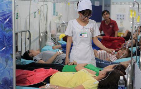 Vu hang tram cong nhan ngo doc tai Binh Duong: Nghi tu nguon nuoc? - Anh 1