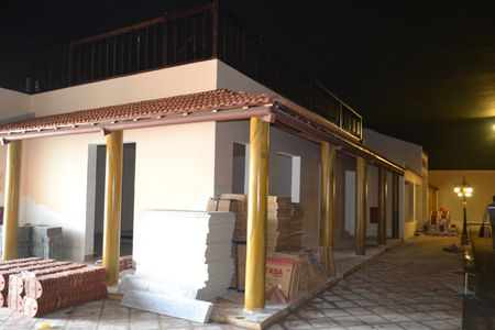 Can canh ben trong khu nha trong giong 'pho Trung Quoc' khong phep o Da Nang - Anh 6