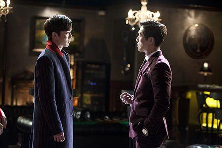 """Cai gia cua toi ac"" cua Yoo Seung Ho va Park Min Young dang chu y co nao? - Anh 11"