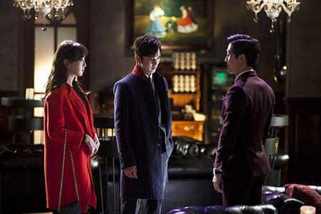 """Cai gia cua toi ac"" cua Yoo Seung Ho va Park Min Young dang chu y co nao? - Anh 14"