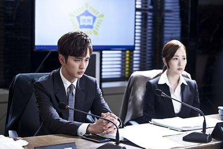 """Cai gia cua toi ac"" cua Yoo Seung Ho va Park Min Young dang chu y co nao? - Anh 15"