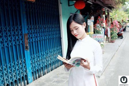 Nu sinh Bach khoa Da Nang 'gay nao loan' tren trang Ulzzang Asia - Anh 10