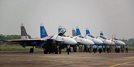 Su-30SM Nga ghe Viet Nam, quang ba chien dau co o Dong Nam A? - Anh 2