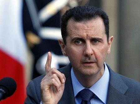 Tong thong Syria: My la ke xam luoc, khong duoc chao don tai Syria - Anh 1