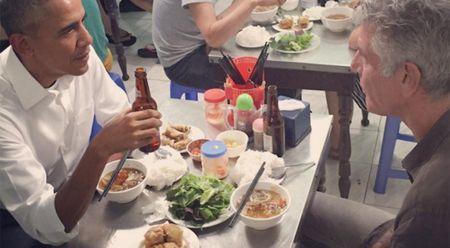 Ha Noi, thanh pho am thuc hap dan nhat the gioi 2017 - Anh 1