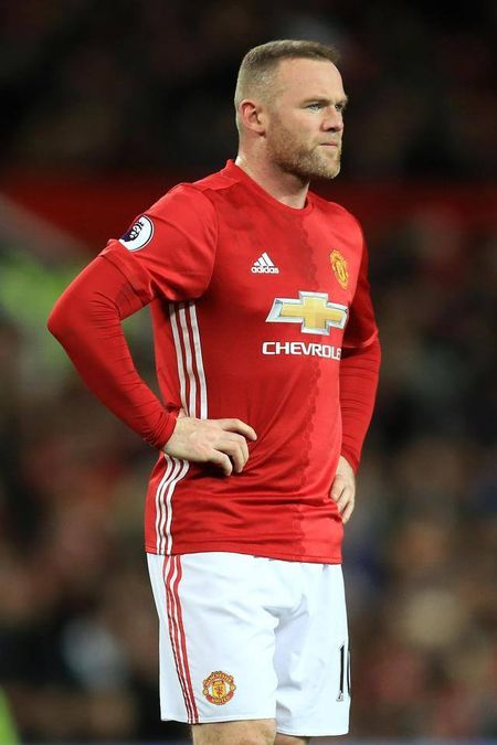 Manchester United moi Rooney lam dai su - Anh 2