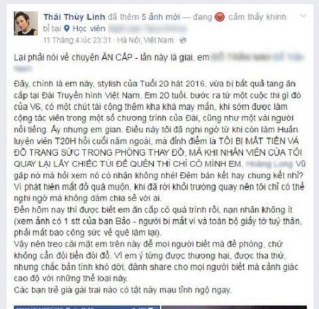 Nhung lan 'boc phot' khong thuong tiec giua sao Viet va stylist - Anh 5