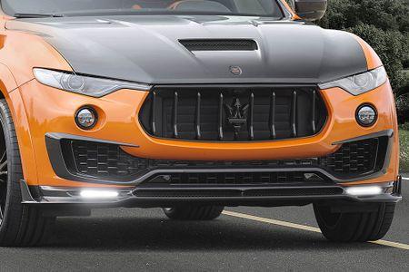 Maserati Levante ban do widebody dau tien the gioi tu Mansory - Anh 4