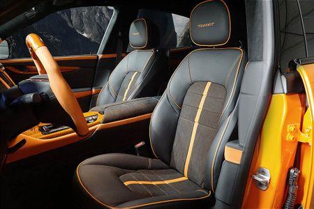 Maserati Levante ban do widebody dau tien the gioi tu Mansory - Anh 9