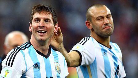 BXH FIFA thang 3: Argentina giu ngoi so 1, Viet Nam yen vi thu 3 DNA - Anh 1