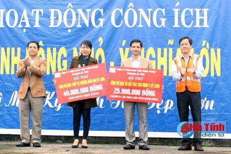 Thiet thuc chuong trinh 'Hanh dong nho - Y nghia lon' - Anh 2
