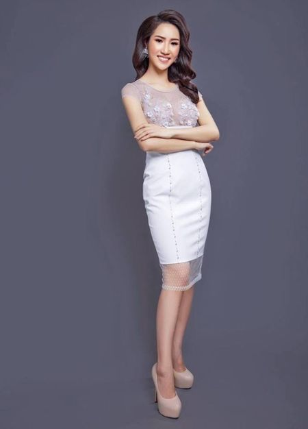 "Ngoc Van chinh thuc dai dien Viet Nam tham gia ""Miss oriental tourism 2017"" - Anh 2"
