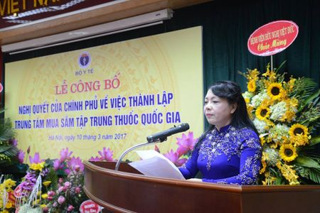 Thanh lap Trung tam Mua sam tap trung thuoc quoc gia - Anh 1