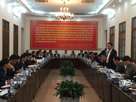Cong bo ke hoach trien khai thanh tra tai TP Hai Phong - Anh 1