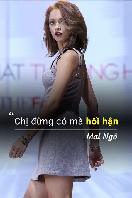 Nhin lai loat phat ngon 'bat hu' tai The Face 2016 de chuan bi tinh than cho mua thu 2! - Anh 5