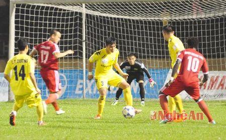 Sai Gon FC - SLNA: Nguoi khon gap ke kho - Anh 1