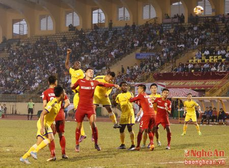 Sai Gon FC - SLNA: Nguoi khon gap ke kho - Anh 2