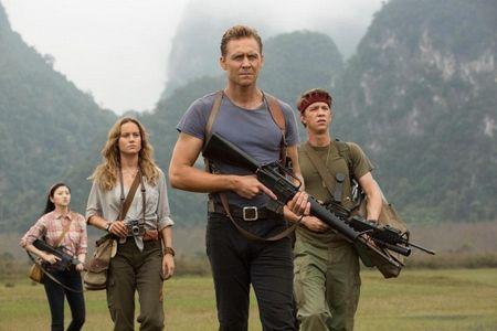 My nhan chau A trong Kong: Skull Island va danh xung 'thuoc doc phong ve' - Anh 1