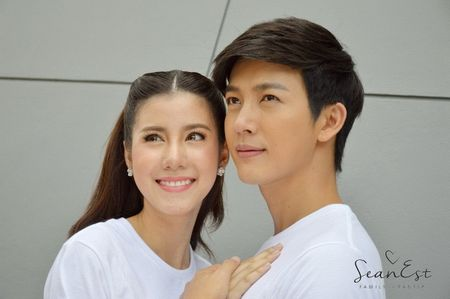 Push Puttichai va Esther Supreeleela: Cap doi Thai Lan nhieu duyen no, moi nam tai hop mot lan 'don tim fan' - Anh 5