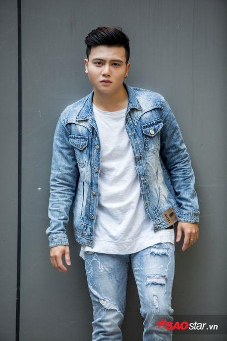 Diem lai nhung hot boy lam fan 'dieu dung' sau vong dau tien Giong hat Viet 2017 - Anh 13