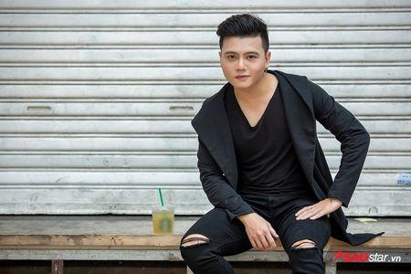 Diem lai nhung hot boy lam fan 'dieu dung' sau vong dau tien Giong hat Viet 2017 - Anh 15