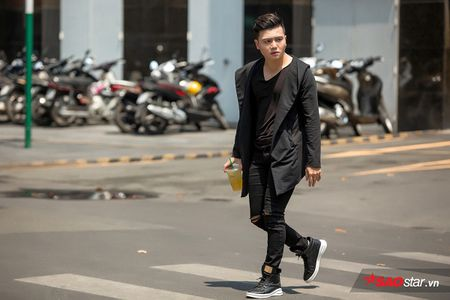 Diem lai nhung hot boy lam fan 'dieu dung' sau vong dau tien Giong hat Viet 2017 - Anh 16