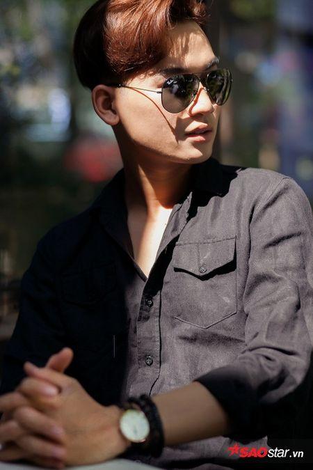 Diem lai nhung hot boy lam fan 'dieu dung' sau vong dau tien Giong hat Viet 2017 - Anh 5