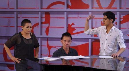 The Voice 2017: Thu Minh mang hit Tuan Hung de tro cung the hien quyen luc team 'chi dai' - Anh 4