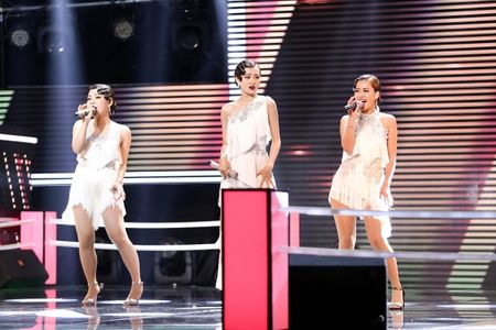 The Voice 2017: Thu Minh mang hit Tuan Hung de tro cung the hien quyen luc team 'chi dai' - Anh 6