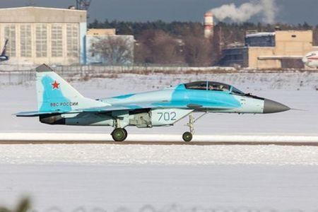Vu khi laser cua MiG-35 se lam 'mu' phi co doi phuong - Anh 1