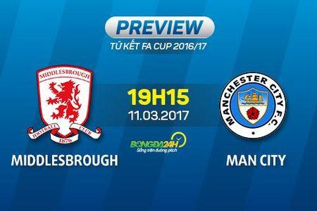 Middlesbrough vs Man City (19h15 ngay 11/3): Qua khu va hien tai - Anh 2