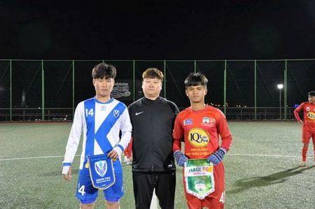 Doi U17 HAGL thang tran thu 2 o Han Quoc - Anh 1