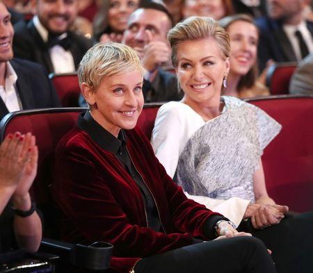 MC dong tinh Ellen DeGeneres co cuu van cuoc hon nhan 9 nam - Anh 1