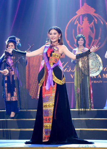 Khanh Ngan The Face dang quang Hoa khoi Du lich Viet Nam - Anh 2