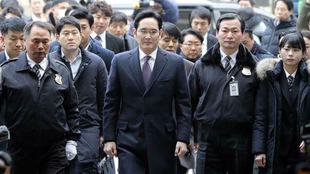 'Thai tu Samsung' co the co loi khi tong thong Han bi phe truat - Anh 1