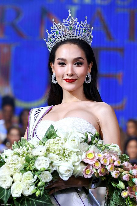Nguoi dep Thai Lan dang quang Hoa hau chuyen gioi quoc te - Anh 4