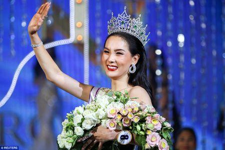 Nguoi dep Thai Lan dang quang Hoa hau chuyen gioi quoc te - Anh 5