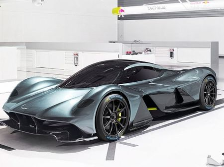 Diem mat nhung mau xe dang gia tai Geneva Motor Show 2017 (Phan 1) - Anh 5