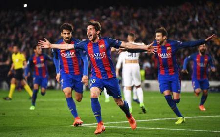 Arsenal chi la 'phien ban loi' cua Barcelona? - Anh 2