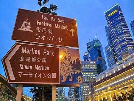 Singapore va cuoc xoay van chop nhoang - Anh 1